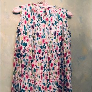 Zara Girls size 10 cotton summer dress.